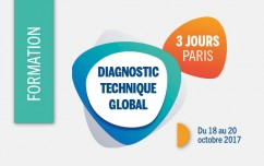 À vos agendas : formation diagnostic technique global