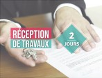 Constructys aquitaine- plan d'actions collectives BTP - Réception de travaux