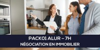 E-Learning ALUR : PACK01 Transaction immobilière