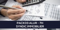 E-Learning ALUR : PACK03 Syndic immobilier