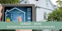 E-Learning : DIAG01 Les essentiels du dossier de diagnostics techniques