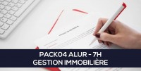 E-Learning ALUR : PACK 04 Gestion immobilière