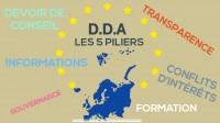 DDA01- Les 5 piliers