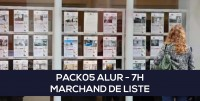 E-Learning : PACK05 Marchand de liste