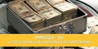 E-Learning : IMMO03 LCB-FT/LAB-FT et dispositif TRACFIN