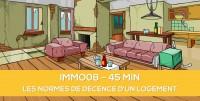E-learning ALUR: IMMO08 Les normes de décence d'un logement