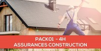 E-Learning : PACK01 Assurances construction