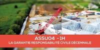 E-Learning : ASSU04 La garantie responsabilité civile décennale