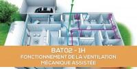 E-Learning : BAT02 Fonctionnement de la ventilation mécanique contrôlée