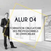 ALUR 04: Formation obligatoire des professionnels de l'immobilier - gestion locative