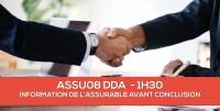 E-Learning : ASSU08 DDA L'information de l'assurable avant conclusion du contrat