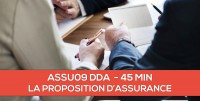 E-Learning : ASSU09 DDA LA PROPOSITION D'ASSURANCE