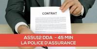 E-Learning : ASSU12 DDA La police d'assurance