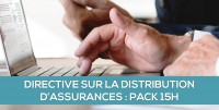 E-Learning: DDA - Professionnels assurance PACK 15H