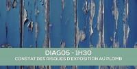E-learning : DIAG05 Le Constat des Risques d'Exposition au Plomb CREP
