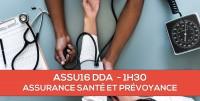 E-Learning : ASSU16 DDA - L'assurance santé et prévoyance