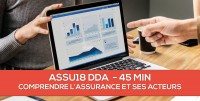 E-Learning : ASSU18 DDA - Comprendre l'assurance et ses acteurs