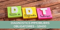 E-learning DIAG : PACK01 Diagnostics immobiliers obligatoires en ligne et à distance