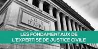E-learning EXP01 : Les fondamentaux de l'expertise justice civile