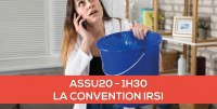 E-learning : ASSU20 La convention IRSI