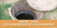 E-learning BAT08 : Les fondamentaux de l'assainissement