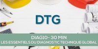 E-learning ALUR: IMMO22 Les essentiels du diagnostic technique global (DTG)