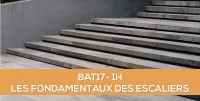 E-learning BAT17: Les fondamentaux des escaliers