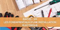 E-learning BAT21 - Les fondamentaux de l'électricité