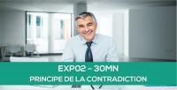 E-learning EXP02 : Principe de la contradiction
