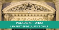 E-learning PACK01 EXP- L'expertise de Justice Civile