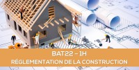 E-learning BAT22 : Réglementation de la construction