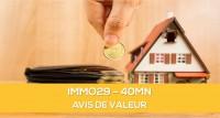 E-learning ALUR: IMMO29 Avis de valeur