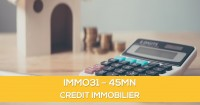 E-learning ALUR: IMMO31 Crédit immobilier