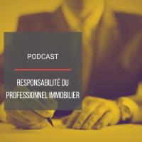 PODCAST IMMO11 : La responsabilité du professionnel immobilier