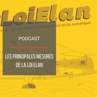 PODCAST IMMO16 : Les principales mesures de la loi Elan