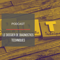 PODCAST IMMO18 : Le dossier de diagnostics techniques