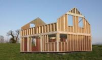 Maison à Ossature Bois et Performance Energétique