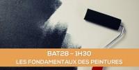 E-learning BAT28 : Les fondamentaux des peintures