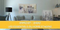 E-learning ALUR : IMMO37 Les essentiels du home staging