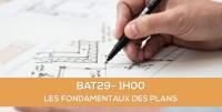 E-learning BAT29 : Les fondamentaux des plans en immobilier et bâtiment