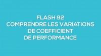 Flash-learning 92 : Comprendre les variations de coefficient de performance