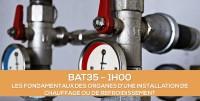 E-learning BAT35 : Les fondamentaux des organes de chauffage ou de refroidissement
