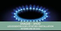 E-learning : DIAG16 Les essentiels de l'état de l'installation intérieure de gaz