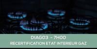 DIAG03 : DOMAINE GAZ - Formation continue obligatoire des opérateurs (7H)
